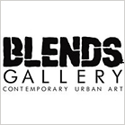 Blends Gallery logo