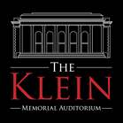The Klein Memorial Auditorium logo