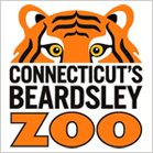 Connecticut's Beardsley Zoo tiger logo